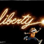 Nate Beeler Political Cartoon Liberty Sparkler