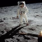 Man on the Moon photo